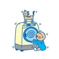 アトピー 洗濯槽 掃除