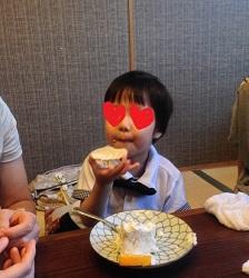 子供 誕生日 食物アレルギー
