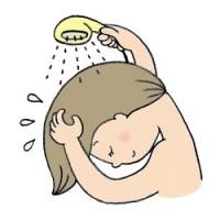 アトピー 塩素除去 シャワーヘッド