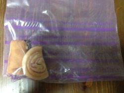 幼稚園 卵アレルギー用パン 持たせる