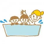 お風呂に入ると痒がる!アトピーの子のお風呂何分が理想?入浴後の薬は?