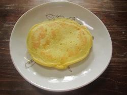 パンプキンパンケーキ 卵不使用 乳不使用