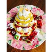 卵アレルギー 乳アレルギー クリスマスケーキ